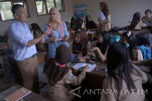 Warga Jerman Pelajari Kurikulum Indonesia