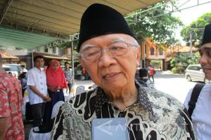 Kata Gus Sholah, Jokowi harus Gandeng Tokoh Islam