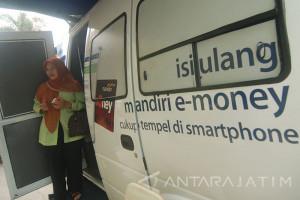 Penyaluran KUR Bank Mandiri Didominasi UMKM Surabaya