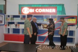 BI Corner di Kampus Uniska  Kediri Diresmikan