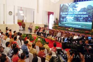 Jokowi: Kepala Daerah jangan Takut OTT (Video)