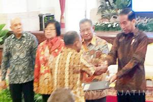 Konferensi Tenurial Reformasi Penguasaan Tanah Dibuka Jokowi (Video)