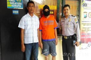 Polisi Sidoarjo Tangkap Pelaku Pencurian
