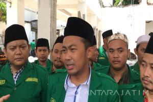 Ansor-Pemuda Muhammadiyah Kawal Pembangunan Masjid As-Sakinah Surabaya