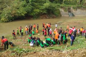 Peduli Lingkungan, Trenggalek Luncurkan Program Kali Bersih
