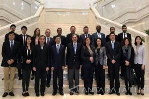 Bersama Para Diplomat Menyusuri Jalur Sutera (Video)