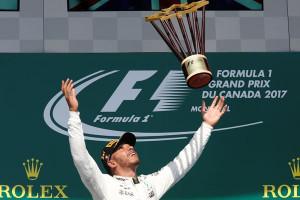 Tim Mercedes Pastikan Trofi Juara Dunia Formula Satu