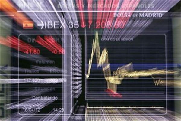 Indeks Bursa Saham Eropa Naik