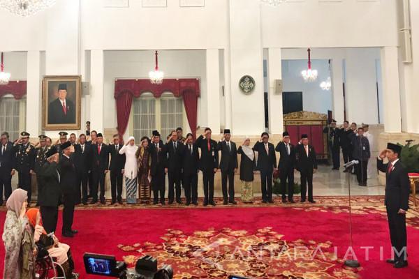 Tiba di Jakarta, Jokowi Pimpin Upacara Penganugerahan Gelar Pahlawan Nasional