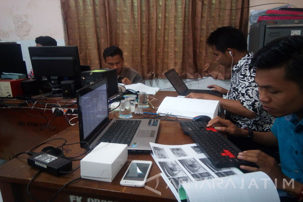 Tiga Komisioner KPU Sampang Mengunsulkan Diri Sebagai Pengurus Ormas