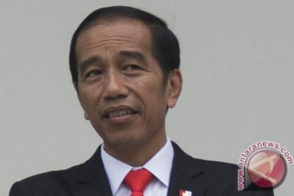 President Joko Widodo Urges Novanto to Follow Legal Process
