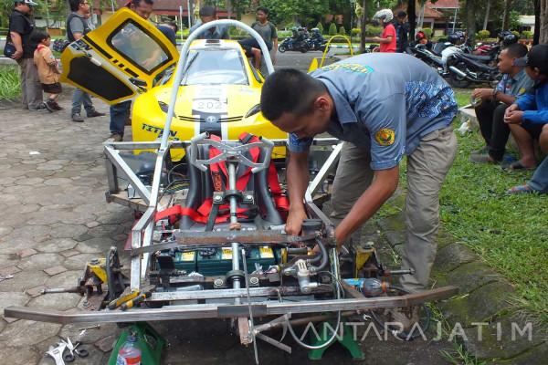 Kontes Mobil Listrik Indonesia, Unej Targetkan Juara Umum