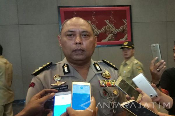 Tim Saber Pungli Polda Jatim Telah Tangkap 146 Tersangka