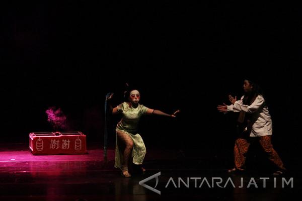 Parade Teater Kampus Seni Indonesia VI