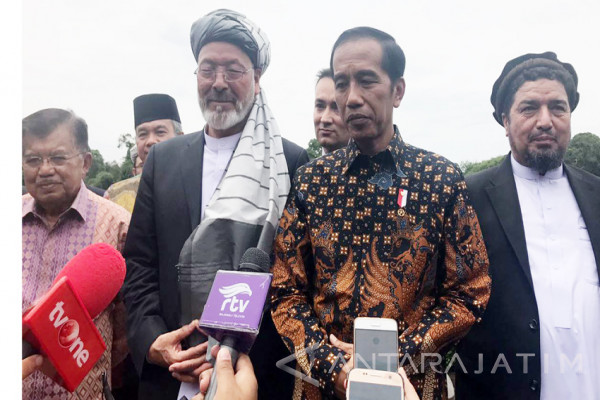 Presiden Jokowi Yakin Indonesia Punya Kapasitas Mediasi Afghanistan (Video)