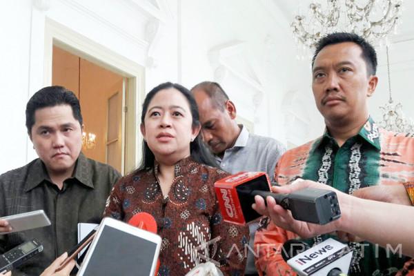 Jokowi Bahas Perkembangan Persiapan Asian Games 18 (Video)