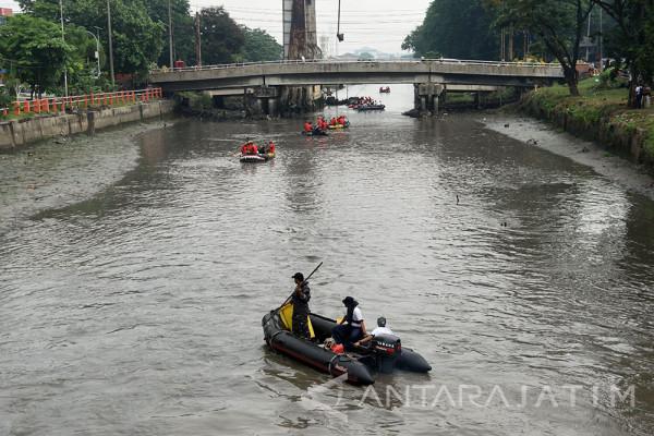 Bersih Sungai HUT Armada RI 2017