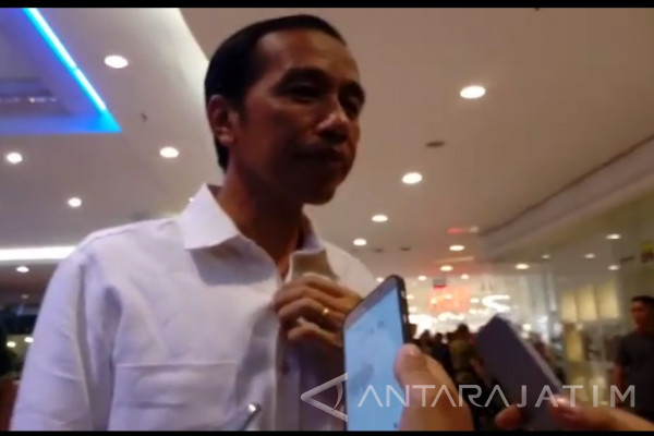 Presiden : Saya Sudah Jadi Keluarga Besar Orang Sumatera Utara