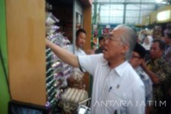 Pedagang Pasar di Malang Keluhkan Kenaikan Harga ke Mendag
