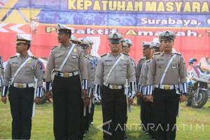 Polres Pamekasan Menindak 5.257 Pelanggaran Disiplin Lalu Lintas