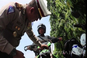 Polres Madiun Kota Gelar Operasi Zebra Tekan Kecelakaan (Video)