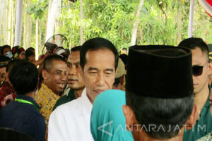Jokowi Visits Probolinggo, East Java (Video)