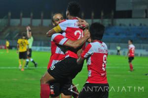Madura United Kalahkan Barito Putera