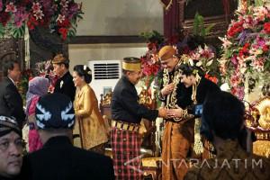 JK dan Setnov: Acara Pernikahan Kahiyang-Bobby Sederhana