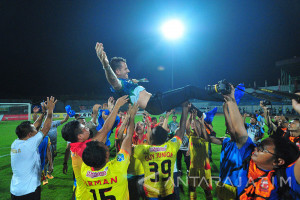 Bhayangkara Juara Liga 1