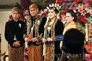 Pernikahan Kahiyang-Bobby Promosi Pesona Indonesia