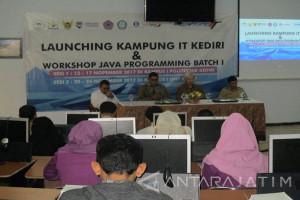 Wali Kota Resmikan Kampung IT Kediri