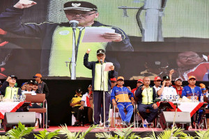 POR SD/MI Jatim di Lumajang Diikuti 3.500 Peserta