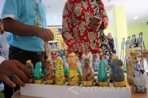 Pengunjung Objek Wisata Gerabah Rendeng Bojonegoro Meningkat