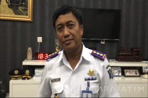 Dishub Surabaya Pasang CCTV Pengenal Wajah di Terminal Purabaya