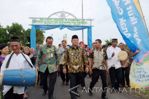 Bupati Sidoarjo Canangkan Kampung KB