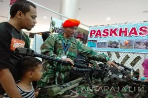 Lanud Iswahjudi Magetan Gelar Indonesia Jaya Expo 2017