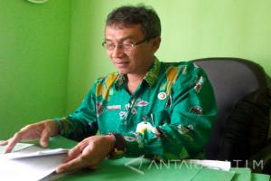 Lima Hektare Lahan Tanaman Padi Organik di Situbondo Bersertifikat Organik