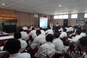 Polrestabes Surabaya Tingkatkan Kompetensi Penanganan Barang Bukti Digital