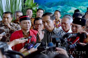 Jokowi: Pentingnya Keberanian dalam Ambil Keputusan (Video)