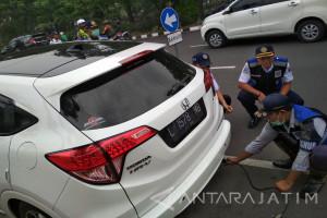 22 Kendaraan Bermotor di Surabaya Tak Lulus Uji Emisi