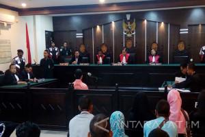 Polisi Penembak Mahasiswa di Jember Divonis 10 Tahun Penjara