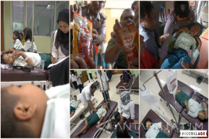 Selidiki Keracunan Masal SD Tulungagung, Dinkes Kirim Sampel Teh Sosro