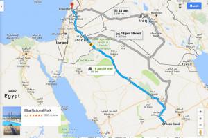 Hariri akan Tinggalkan Arab Saudi