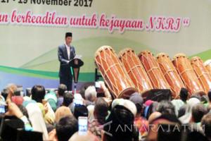 Munas KAHMI Dibuka Presiden Jokowi (Video)