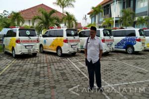 Pemkab Situbondo Dapat Bantuan 25 Unit Mobil Ambulans dari Kemenkes