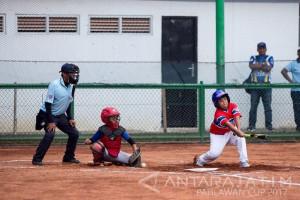 Perbasasi Puji Kualitas Pemain Baseball-Softball Surabaya Usia Dini
