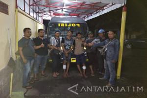 Polisi Surabaya Ungkap Pimpinan Bandit Mantan Pembunuh