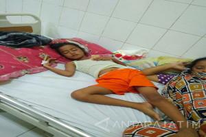 RSUD Sampang Rawat 17 Pasien Difteri