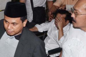 Setya Novanto Ditahan KPK