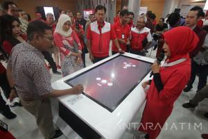 Telkom Tambah Layanan Digital di Surabaya dan Bandung (Video)